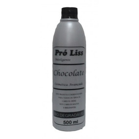 Escova Progressiva Pró Liss Chocolate - 500ml.