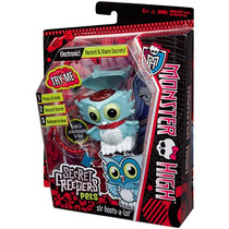 Monster High Bichinho Coruja Mascote Da Ghoulia Yelps