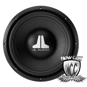 Sub Woofer Jl Audio 12 Wxv2-4 200w Rms 12 Pol. + Brinde Rca