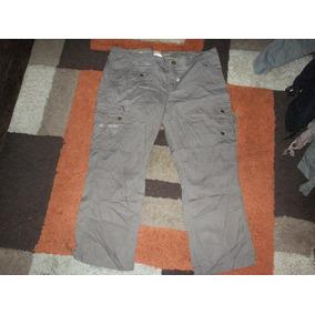 Pantalon Tipo Cargo Secado Rapido Talla 36 Por 30 Lee