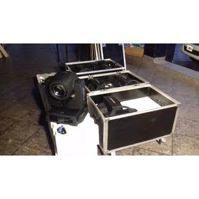 Pls Beam 200 Cabezal Movil Osram 7r 230w X 6 Unida. C/anvile