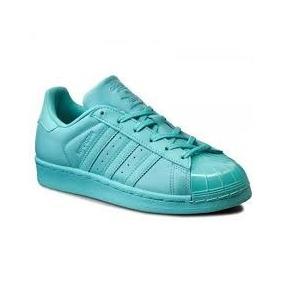 adidas Superstar Glossy Toe W