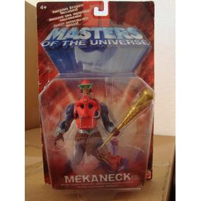 He Man Mekaneck Edición 200x Nuevo Nunca Abierto