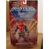 He Man Mekaneck Edición 200x Nunca Abierto Nuevo Xto
