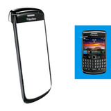 Bisel Blackberry 9780 Bold 4 Bizel Frontal Oscuro Nuevo