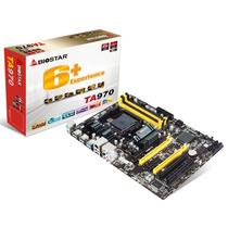 Placa Mãe Biostar Ta970 125w Am3+ Sata 6gb/s Usb 3.0 Fx8350