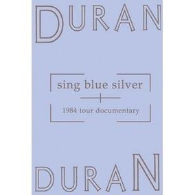 Duran Duran Sing Blue Silver Dvd 1984 Tour Documentary Nuevo
