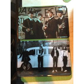 Beatles 2 Quadrinhos De Metal
