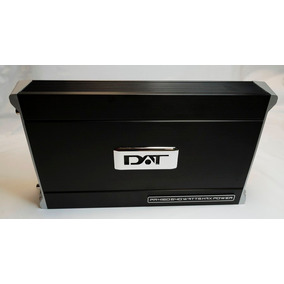 Amplificador 4 Canais Dat Pr4160 600wrms