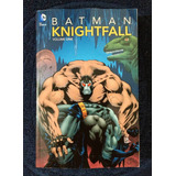 Batman Knightfall # 1 Tpb (con Dvd Death Note)