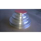 Polea Escalonada Tres Velocidades De Aluminio