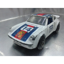 Matchbox - Porsche Turbo De 1978 M.i. Macau Bs