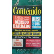Revista Contenido 1972