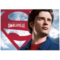 Smallville, Serie Completa Boxset Temporadas 1-10 Nueva Dvd