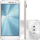 Celular Asus Zenfone 3 16gb Branco Ze520kl 16mp Android 6.0