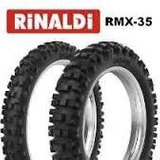 Pneu Mini Moto 60/100 Aro 14 Cross Rinaldi Rmx35