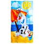 Disney Store Congelado Olaf Toalla De Playa 2015 Nuevo Dise
