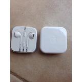 Auriculares Originales Apple Con Micrófono Mod. Iphone 6s