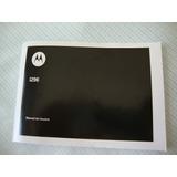 Manual Do Usuário Aparelho Nextel Motorola I-296