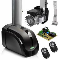 Kit Motor Portão Automatizador Basculante 1/3 Rcg Bv Fast