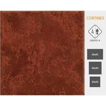 Cerámica Cortines 1º Cotto 40x40 P/ Patio Terraza $ X Caja