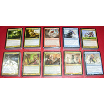10 Mazos Magic Theros/bog/jou En Español 600 Cartas Mtg Bsas