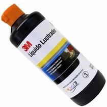 Liquido Lustrador 3m- Polimento Profissional Automotivo