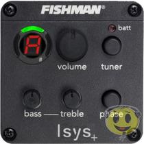 Pré Equalizador Fishman Violão Isys+ Isy 301 - Loja Kadu Som