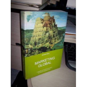 Livro Marketing Global - Amália Sina