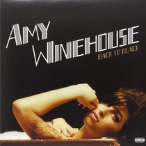 Lp Amy Winehouse Back To Black Importado Noco Usa