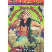 Dvd Cine Comedia La India Maria Pobre Pero Honrada Tampico