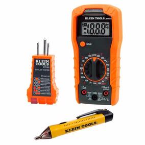 Kit De Probadores Para Electricista 69149 Klein Tools