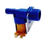 Valvula Solenoide Simples Entrada De Água 110/220v C/suporte