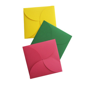 Envelope Catavento Color Plus 17x17 180g 100 Uni