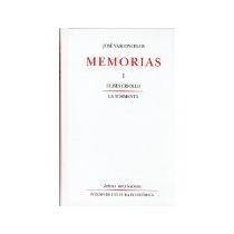 Libro Memorias I Ulises Criollo La Tormenta *cj