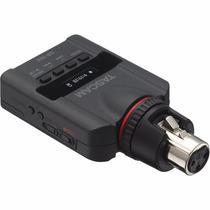Gravador Tascam Dr-10x Pcm Compacto Plug On Xlr