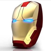 Mouse Inalámbrico Iron Man