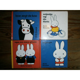 Libros Ilustrados Para Niños Dick Bruna Nijntje Mercis Kids
