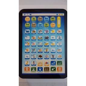 Ipad Infantil Brinquedo Tablet Interativo Maquina D Aprender