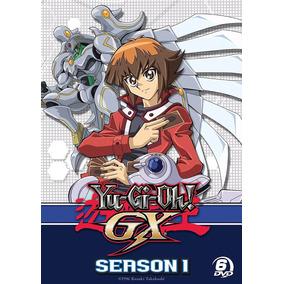 Yu Gi Oh Gx Season Temporada 1 Uno Dvd Importado