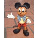 Antiguo Muñeco Mickey Rayito De Sol