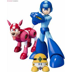 Megaman Clássico D Arts Bandai Novo Lacrado 12x S/ Juros