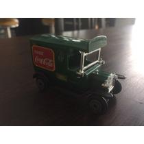 Antiguo Camioncito De Colección Coca Cola 6cm