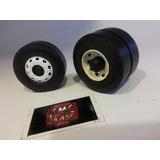 Kit De 96 Rodas Std 6 Cm 1-18 Carreta Roma Diesel Plastico