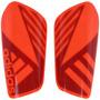 Caneleira Adidas Ghost Lesto - Adidas - Vermelho/laranja
