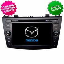 Estereo Navegador Gps Mazda 3 Pantalla Bt Dvd 2010 A 2013