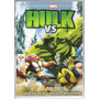 Dvd Hulk Vs - Uma Animção Marvel Studios