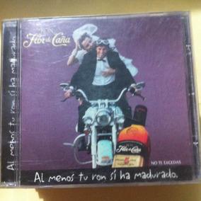 Ron Flor De Caña Eurodance 2000 Prom Cd