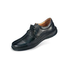 Zapato Casual Hombre Mega 1303 Negro