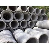 Caños De Alcantarilla Cemento 30 Cm X 1.20mt- Zona Sur!!